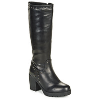 Shoes Women High boots Xti BOLEA Black