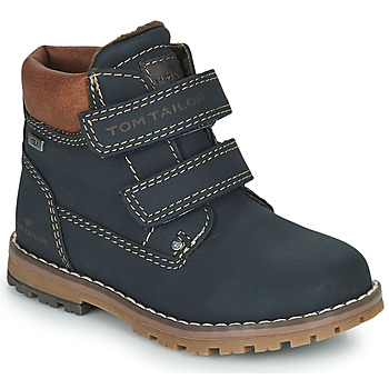 Shoes Boy Mid boots Tom Tailor  Blue