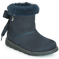 Shoes Girl Mid boots Tom Tailor  Blue