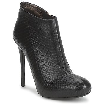 Shoes Women Ankle boots Roberto Cavalli TRONCHETTO Noir