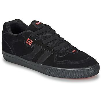 Shoes Men Low top trainers Globe ENCORE-2 Black