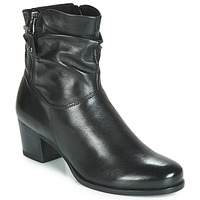 Shoes Women Ankle boots Caprice MANON Black