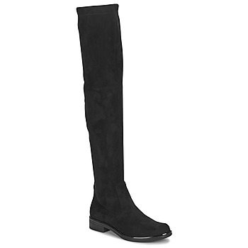 Shoes Women Thigh boots Caprice LITIA Black