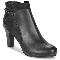 Shoes Women Ankle boots Moony Mood FAZIOME Black