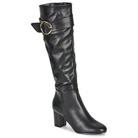 Shoes Women High boots Moony Mood FIMMINI Black