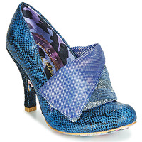 Shoes Women Heels Irregular Choice FLICK FLACK Blue