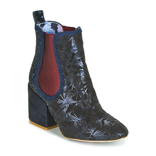 Shoes Women Ankle boots Irregular Choice KINGS ROAD Navy