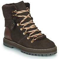 Shoes Women Snow boots See by Chloé EILEEN Black