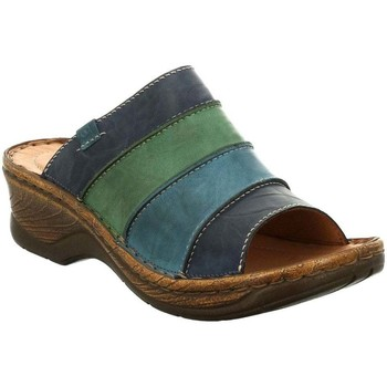 Shoes Women Mules Josef Seibel Catalonia 64 Womens Mules blue