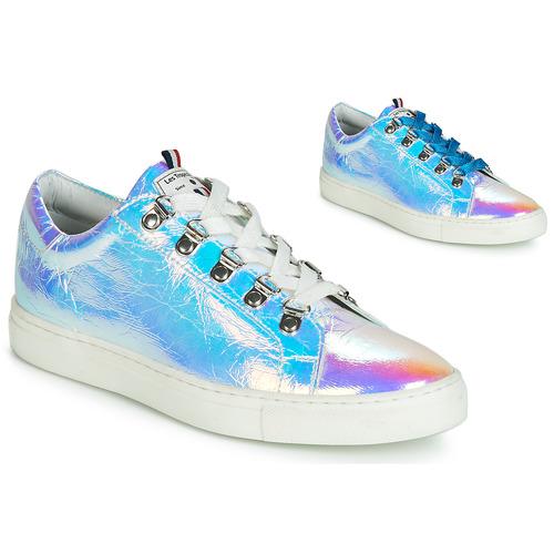 Shoes Women Low top trainers Les Tropéziennes par M Belarbi LATARA White