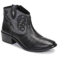 Shoes Women Ankle boots Les Tropéziennes par M Belarbi AMELIE Black