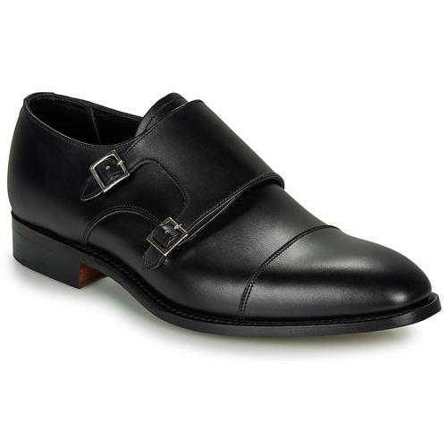 Shoes Men Brogues Barker FORD Black