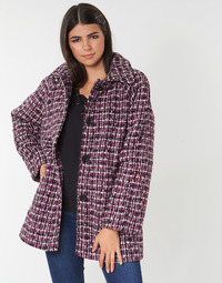 Clothing Women coats Smash RACHEL Red
