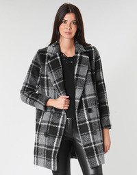 Clothing Women Coats Molly Bracken PL132A21 Black