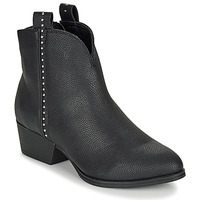 Shoes Women Mid boots Tamaris VERONIKA Black