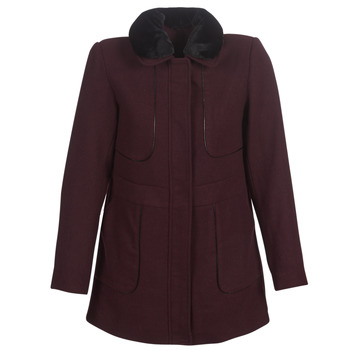 Clothing Women coats Betty London LAURA Bordeaux