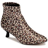 Shoes Women Ankle boots Katy Perry THE BRIDGETTE Leopard