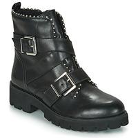 Shoes Women Mid boots Steve Madden HOOFY Black