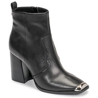 Shoes Women Ankle boots Steve Madden ENZO Black