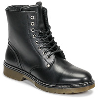 Shoes Girl Mid boots Bullboxer AHC501E6LC-BLBLK Black