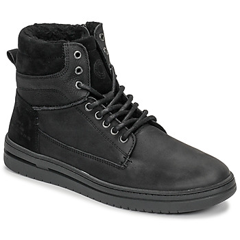 Shoes Boy Hi top trainers Bullboxer AID500E6L-BLCK Black