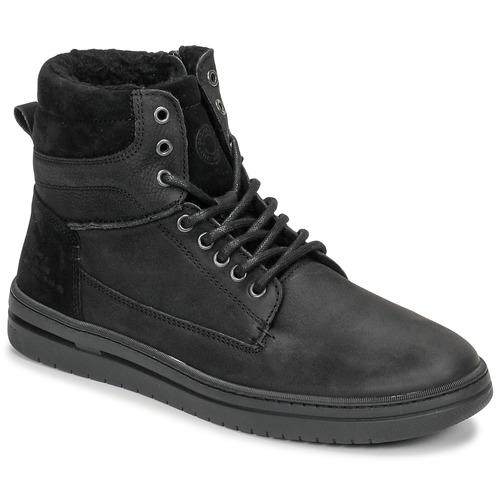 Shoes Boy Hi top trainers Bullboxer AID500E6L-BLCK Black