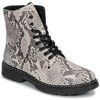 Shoes Girl Mid boots Bullboxer AHC501E6LEOF-WHKB Grey