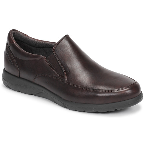 Shoes Men Derby Shoes Stonefly SPACE MAN 5 Brown