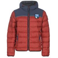 Clothing Men Duffel coats Napapijri ARIC Red