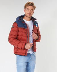 Clothing Men Duffel coats Napapijri ARIC Red