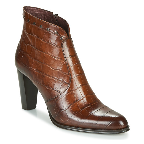 Shoes Women Ankle boots Muratti RANSON Camel