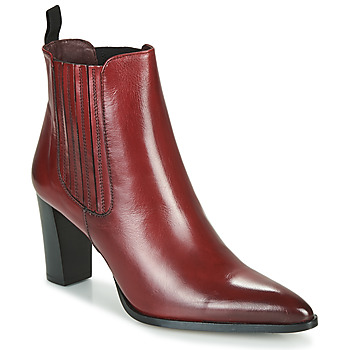Shoes Women Ankle boots Muratti AMYNA Cherry