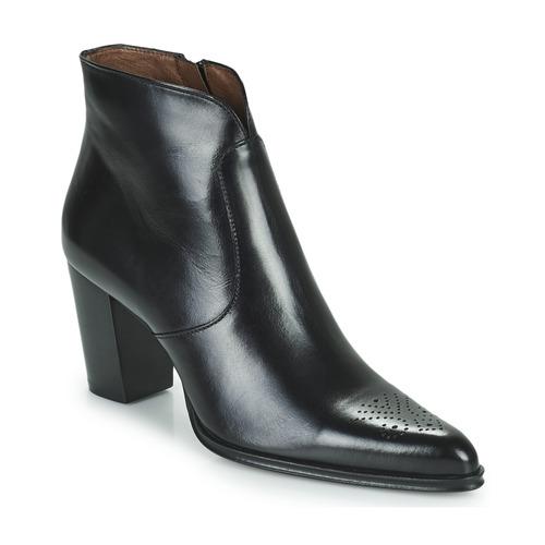 Shoes Women Ankle boots Muratti READFIELD Black