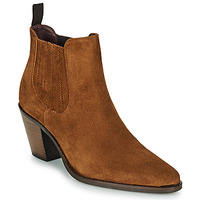 Shoes Women Ankle boots Muratti RESEDA Brown