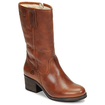 Shoes Women High boots Bullboxer 490M90284AMCOG Cognac