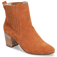 Shoes Women Ankle boots Bullboxer 348508E6CCARM Cognac