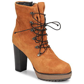 Shoes Women Ankle boots Sweet Lemon SIROLA Wheat