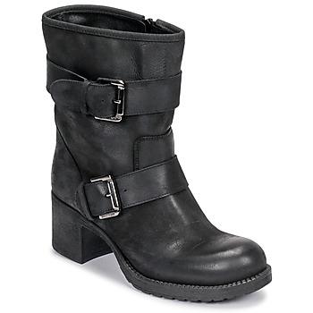 Shoes Women Ankle boots Sweet Lemon ELAINE Black
