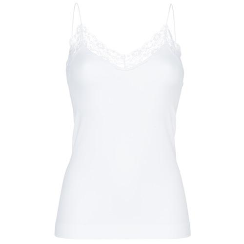 Underwear Women Bodysuits Pieces PCTOLOA White