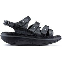 Shoes Women Sandals Joya Id Kyoto BLACK_SNAKE