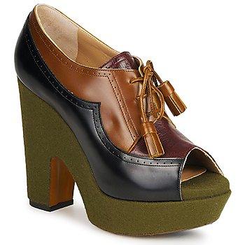 Shoes Women Heels Rochas SHEZAN Multicolour