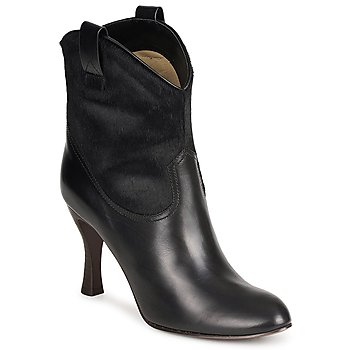 Shoes Women Ankle boots Marc Jacobs MJ19064 Black