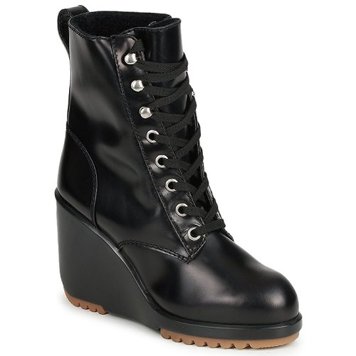 Shoes Women Ankle boots Marc Jacobs MJ19142 Black