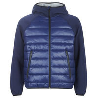 Clothing Men Jackets Pepe jeans BORA Marine