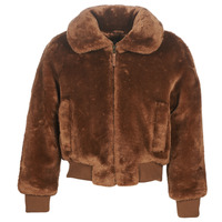 Clothing Women Jackets Pepe jeans RACHEL Brown