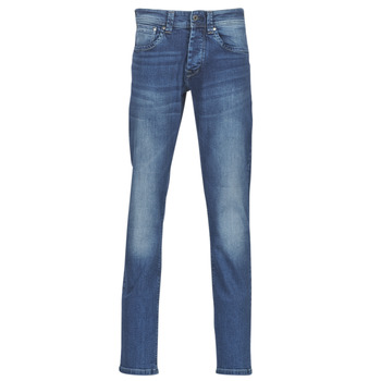 Clothing Men Straight jeans Pepe jeans CASH Blue / Medium