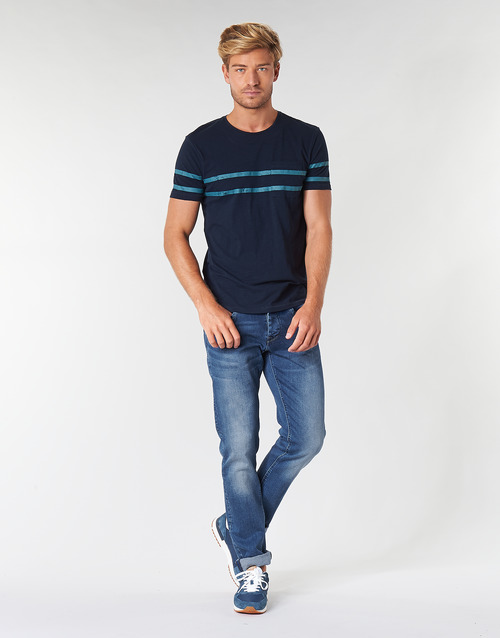 Clothing Men Straight jeans Pepe jeans CASH Blue / Medium