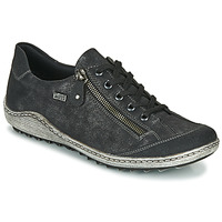 Shoes Women Low top trainers Remonte Dorndorf R1402-04 Black