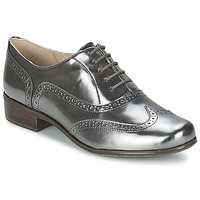 Shoes Women Brogues Clarks HAMBLE OAK Silver