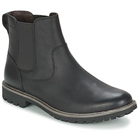 Shoes Men Mid boots Clarks MONTACUTE TOP Black